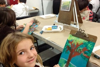 AIA Visual Art After School Program (Ages 4-6)