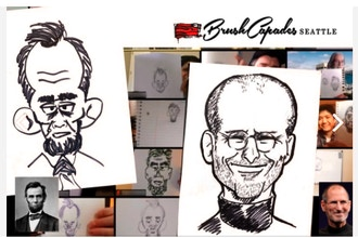 ONLINE Sketching Class: Learn How to Draw Caricatures