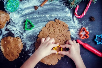Holiday Cookies For Kids And Adult Baking Classes Los Angeles