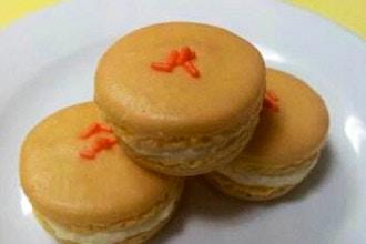 French Macarons - Baking