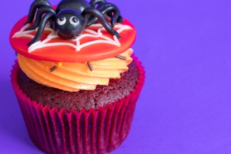 Halloween Cupcakes and Cake Pops
