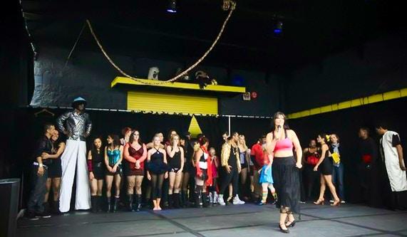 Athletic Garage Dance & BodyWork Studio