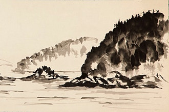 Sumi Landscapes Workshop