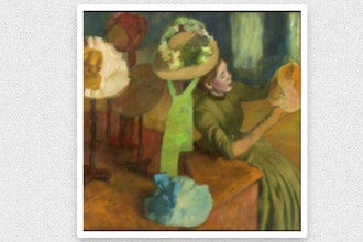 Paint Like Degas Workshop
