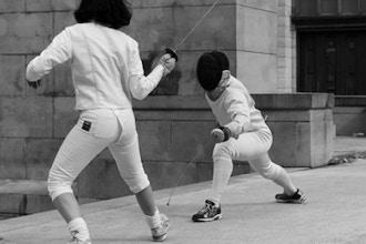 Adult Beginning Fencing II