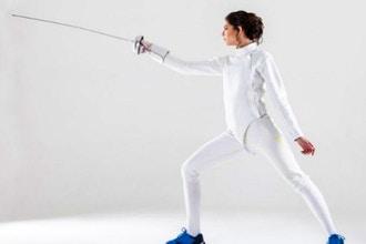 Adult Beginning Fencing III