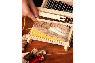 Virtual Afterschool Class - Loom Weaving