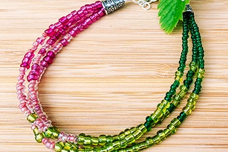 Virtual Classes - Need 4 Beads Bracelets - Jewelry