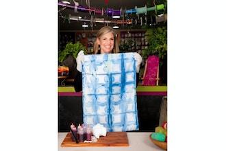 Virtual Camp - Shibori, Batik, Tie Dye Dyeing Fabrics