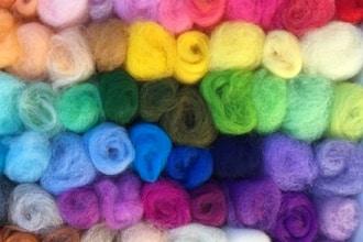 Textiles & Fiber Arts Camp