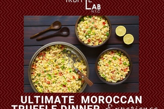 Ultimate Moroccan Truffle Dinner Experience