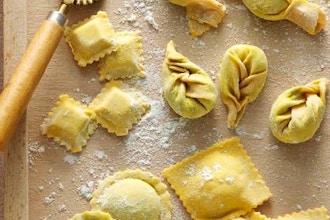 Ravioli, Tortellini and Cappelletti Making