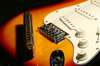 Blues Guitar 1