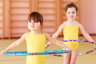 Kids Gymnastics Hoop Circus (ages 4 - 9)