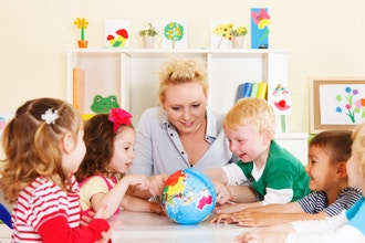 Combine Languages Summer for Tots (6mos-3yrs)