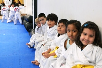 Kid's Tae Kwon Do and Self-Defense Beg (ages 4-6)