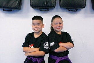 Kid's Tae Kwon Do and Self-Defense Beg (ages 7-9)