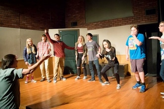Comedy Improv for Teens and Kids by Teens