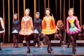 Advanced Irish Dance Solos & Figures for Adults