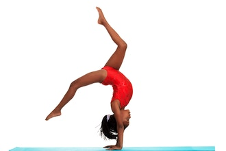 Gymnastics Recreational Clinic (Beg/Int) (Ages 5-8)