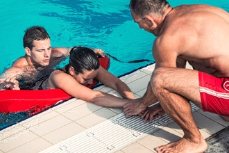 Lifeguard Training / Ages 15+