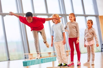 Parkour & Ninja Holiday Training / Ages 5-12