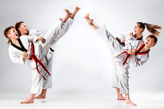 Tae Kwon Do / Ages 8-12