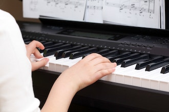 Young Pianists' Workshop (8-16 Years)