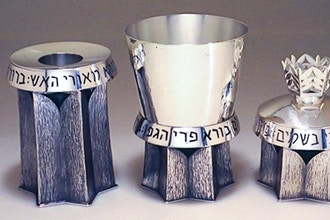 Silversmithing and Judaica (Intermediate/Advanced)