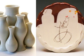 Poetry and Pottery: An Online Workshop