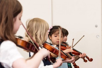 Group Violin (5-6 Years)