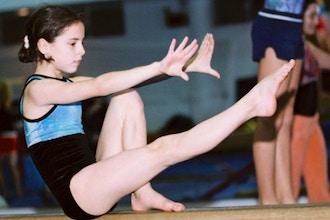 Girls' Recreational Gymnastics Levels I & II (8-16yrs)