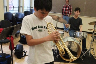 Jazz Ensemble / Ages 10-17