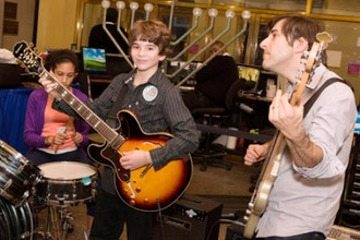 Rock Band (Ages 11-17)