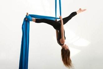 Aerial Arts All Levels — Silks (8-16 yrs)