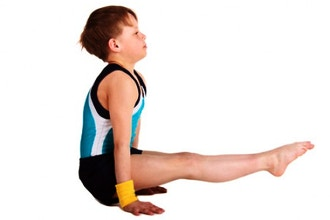 Boys' Recreational Gymnastics (5-9yrs)