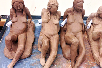 Figure Sculpting with Clay
