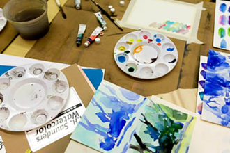 Getting Started with Watercolor