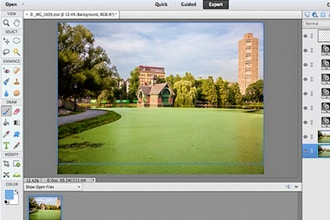 Beginning Photo Editing with Adobe Photoshop CC