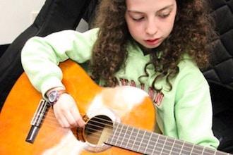 Mini Guitar Intensive Beginner (5-7 Years)