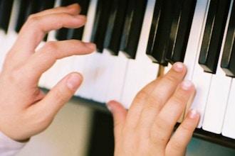 Mini Piano Institute (5-7 Years)