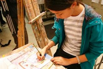 Portfolio Prep for Visual Arts High Schools (12-15 Yrs)