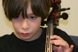 Group Cello (Age 4-6)