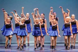 Broadway Jazz / Ages 6-8