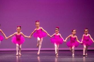 Ballet / Ages 3-4