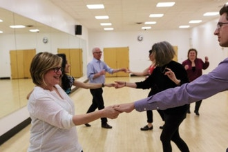 Swing and Lindy Hop (Open Level)