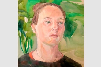 The Figure and Portrait in Watercolor (Int/Adv)