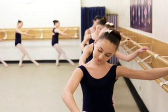 Ballet Level II / Ages 10-12