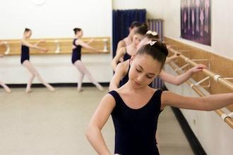 Ballet Intermediate (Ages 10-12)