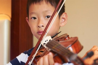 Group Violin (Ages 6-8)